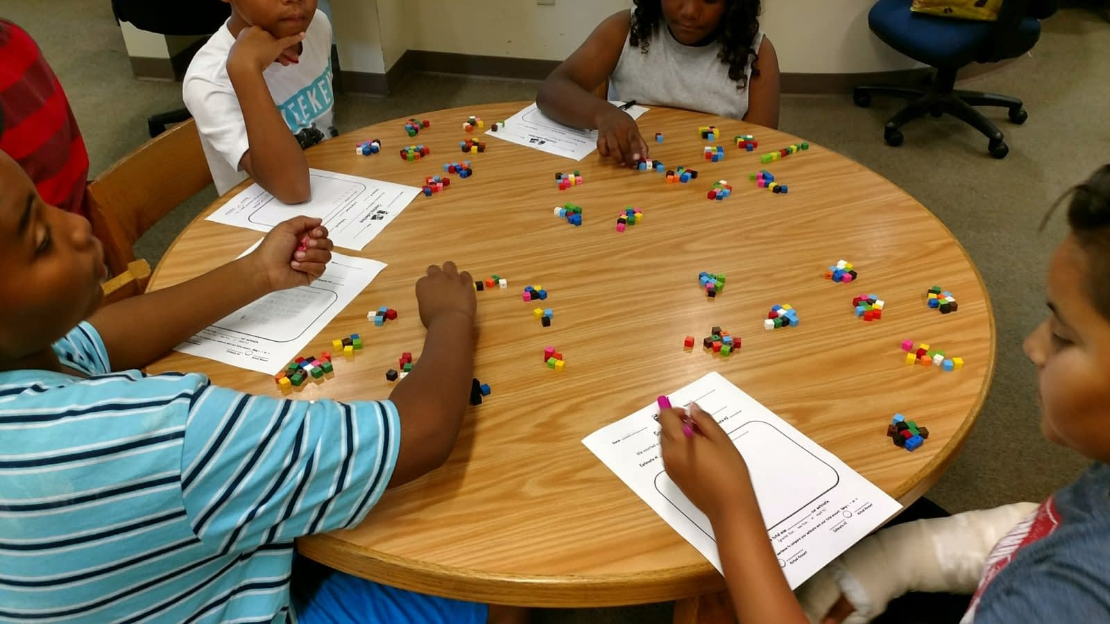 Planning for Small Group Instruction