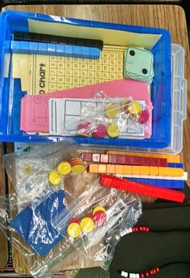 1st Grade Tool Box